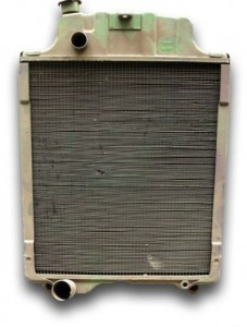Wasserkühler John Deere AL31237