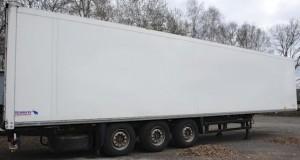 Schmitz SKO 24 Trockenfrachtkoffer Auflieger