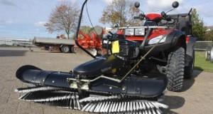 Tielbürger tk620 Kehrmaschine für ATV