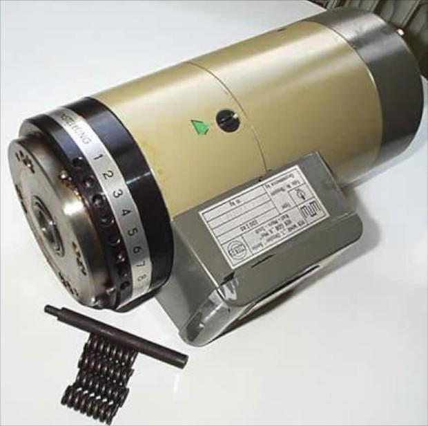 Elektrischer Spannantrieb EDU I 80
