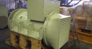 Generator Leroy Somer 2500kVA ungebraucht