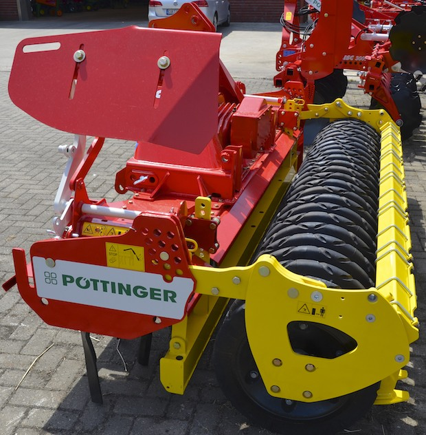 Pöttinger Lion 302