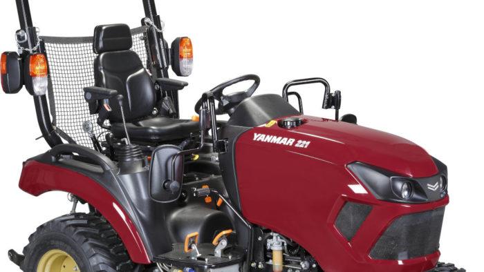 Yanmar SA221B-R