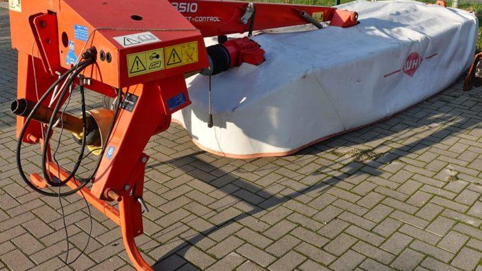 Scheibenmähwerk Kuhn GMD 3510 Lift Control