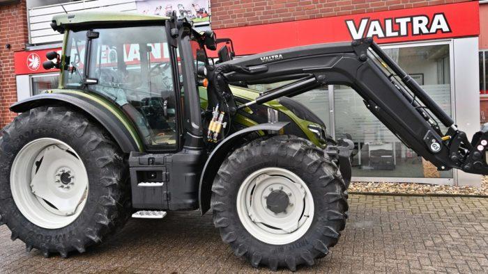 Valtra G125